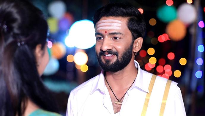 A Smiling Still Of Rohith Aka Manja