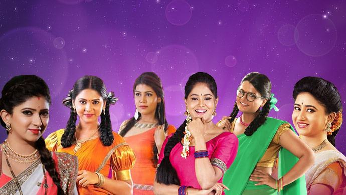 A Still Of All The Popular Zee Kannada Actresses