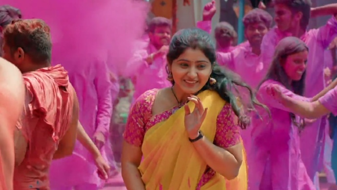 A Still Of Radha From Radha Kalyana