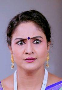A Still Of Tara Being Upset About Kamali And Rishi