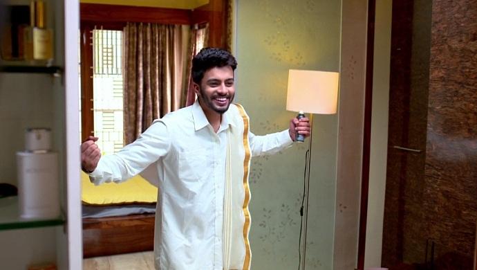 A Still Of Vikranth Vashishta In His Wedding Attire