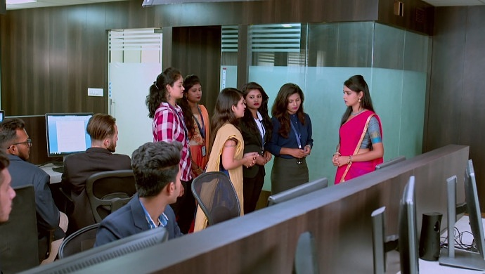 Amulya And Her All Women's Team