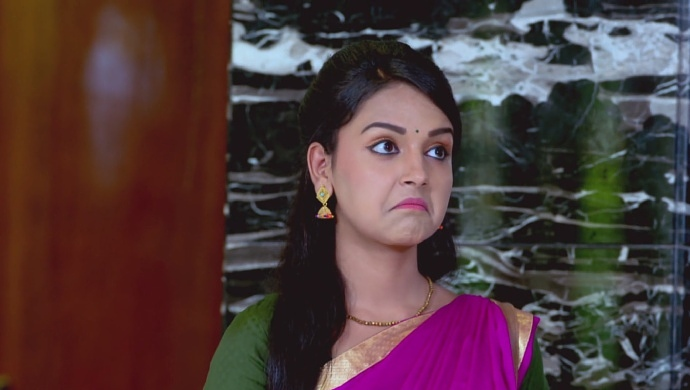 Amulya Is Impressed To See Vedanth's House