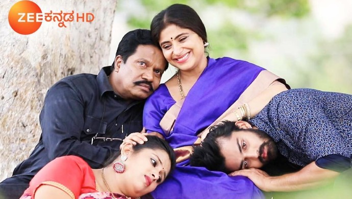 An Emotional Still Of Sumathi And Her Family