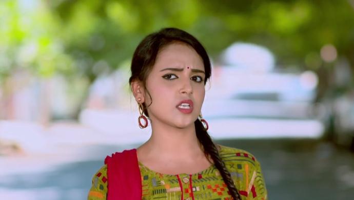 Nisha Ravikrishnan As Amulya Manjunath In Gattimela