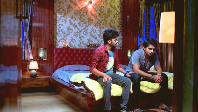 Vikranth And Vedanth In A Still