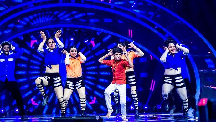 Aprameya Looks Like Dancing Is His Element - Zee Kannada