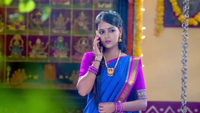 A Still Of Amulya Calling Vedanth