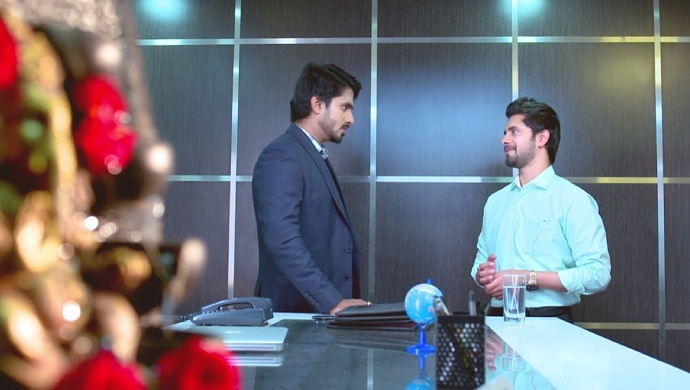 A Still Of Vedanth And Gautham