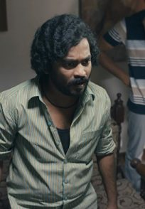An Angry Still Of Appani Sarath