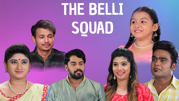 Muttu To Swathi: Have You Met The 'Belli-Squad' From The Show Yaare Nee Mohini Yet?