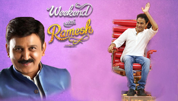 EXCLUSIVE Pics Of Raambo 2 Star Sharan Hruday, The Next Guest On Weekend With Ramesh 4