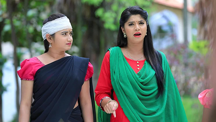 A Still Of Belli And Aishu