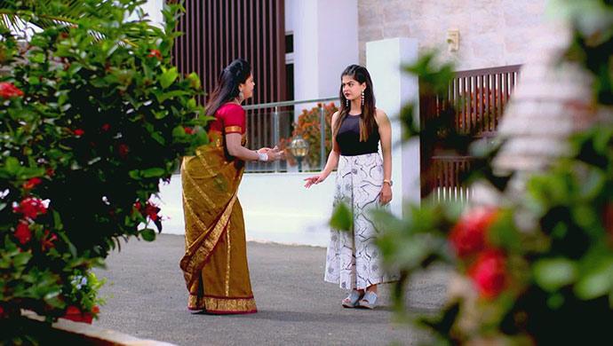 A Still Of Damini And Anushka