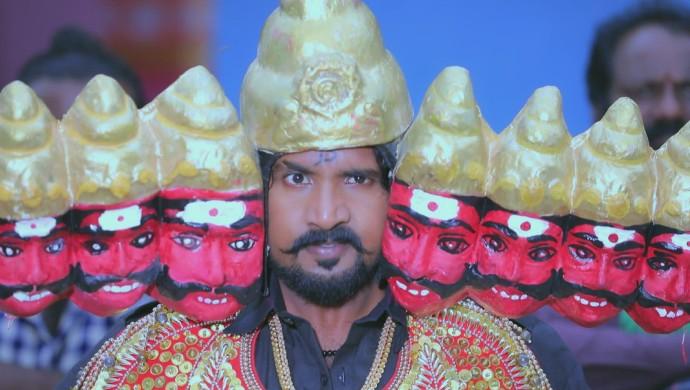 A Still Of Kanthamma's Accomplice Vajramuni