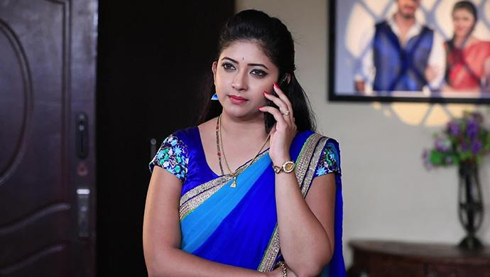 A Still Of Nanditha Talking To Balram