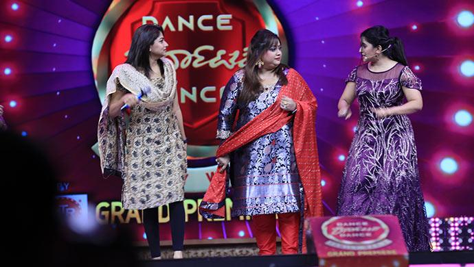 A Still Of Rachita Ram, Rakshitha Prem And Anushree
