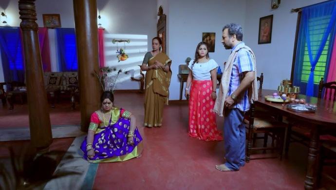 A Still Of The Cast Of Radha Kalyana