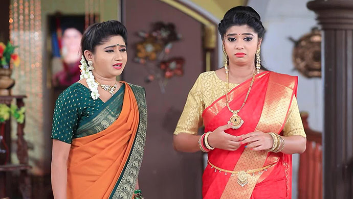 A Worried Still Of Belli And Aishu