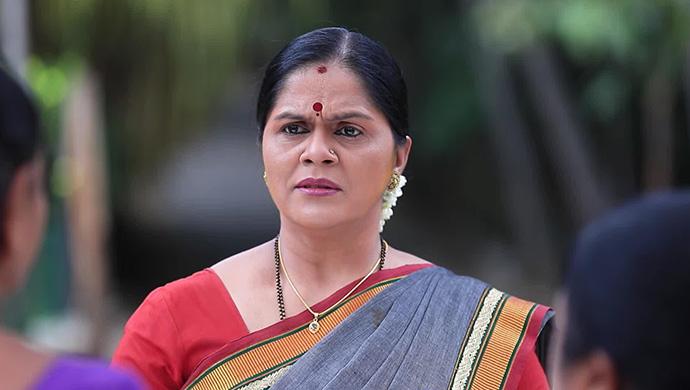An Embarassed Still Of Vaidehi