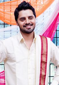 An Exclusive Smiling Still Of Gautham In Gattimela