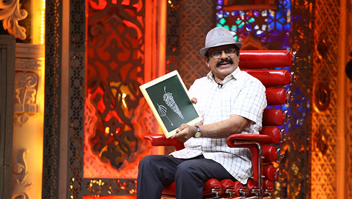 An Exclusive Still Of Mr BB Ashok Kumar