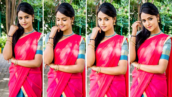 Here's Proof That Gattimela's Amulya Manjunath Is The Ultimate 'Expression-Queen'