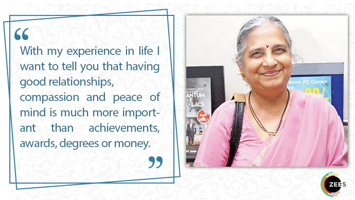 Recalling 9 Life Changing Quotes By Infosys Chairperson Sudha Murthy On Her 69th Birthday