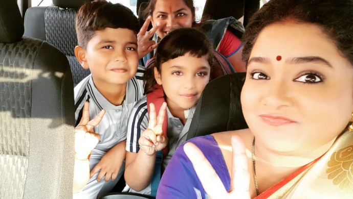 EXCLUSIVE: We Both Love Playing Ludo On The Set: Deepa Aka Subbalakshmi About Son Atharva