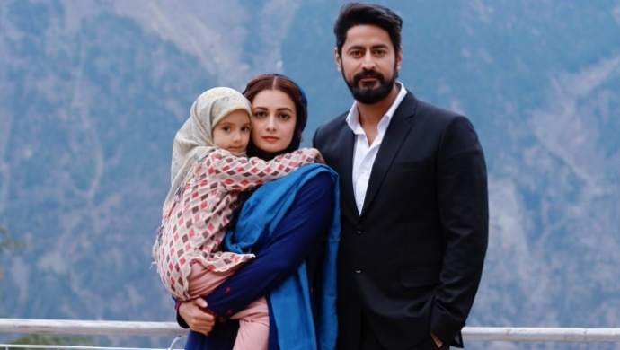5 Times Dia Mirza's Character Kainaz Akhtar Made Us Damn Emotional In ZEE5 Original Kaafir