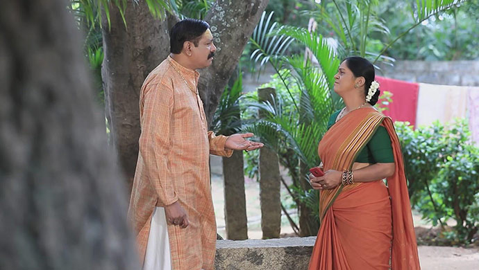 A Still Of Varadharaj And Vaidehi