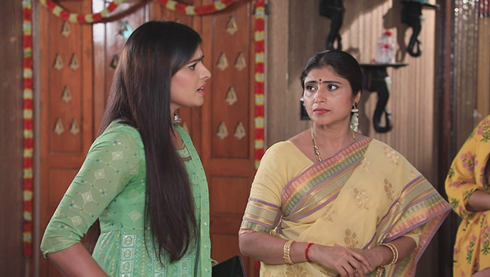 A Still Of When Pinky Gets Furious With Datta