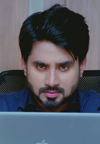An Angry Still Of Vedanth