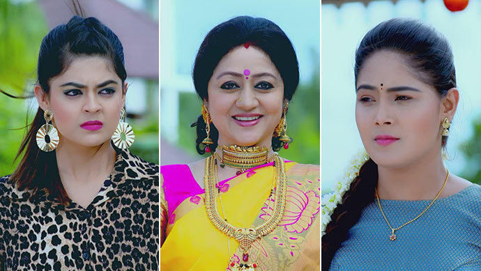Anushka Gets Upset When Akhila Calls Paaru Her Family's Lucky Charm