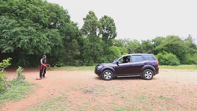 Bhairava Stops Urmila And Arjun's Little Romantic Trip
