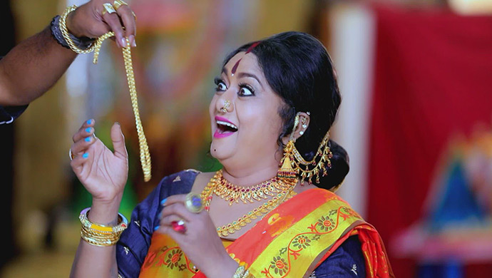 Kanthamma's Excited Face When Vajramuni Talks Money