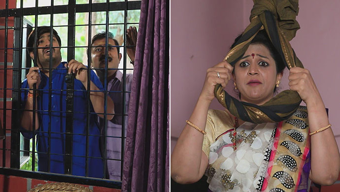 Shivu And His Father Are Shocked To See Lakshmi Attempt To Commit Suicide