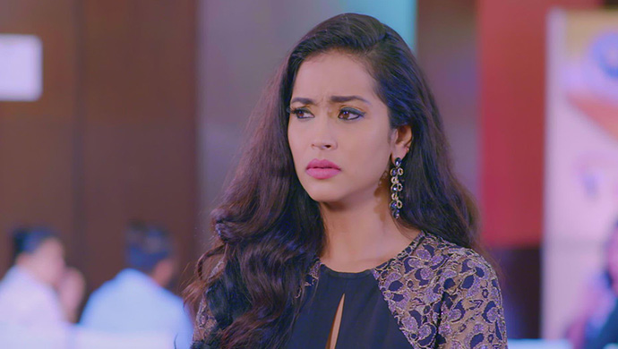 A Shocked Still Of Meera