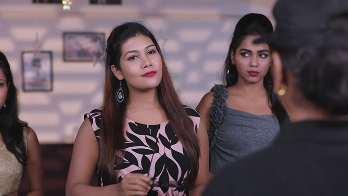 A Still Of Anika Mahajan