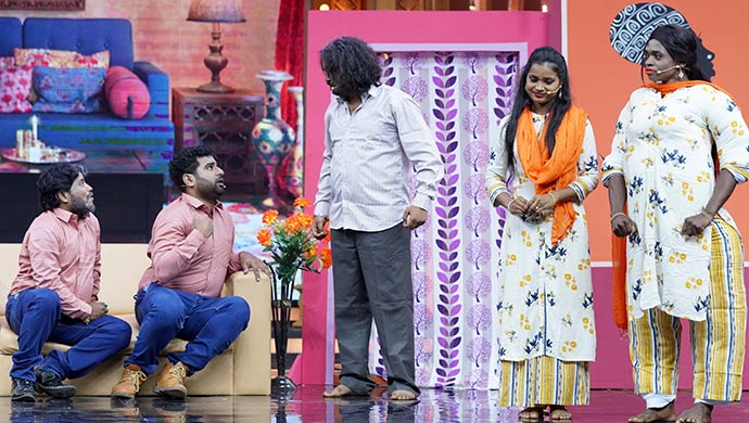 15 UNSEEN Pics From This Week's Episode Of Comedy Khiladigalu 3 That Are Simply Hilarious