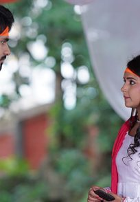 An Exclusive Still Of Vedanth And Amulya