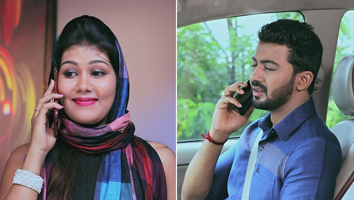Anika Invites An Irritated Rishi To A Party