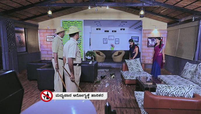 The Police Find Kamali And Ningi And Arrest Them