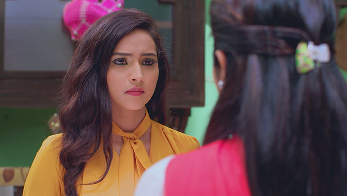 When Meera Is Made To Apologise To Anu