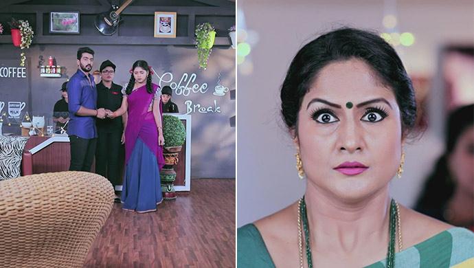 When Tara Is Shocked To See Rishi Holding Kamali's Hand