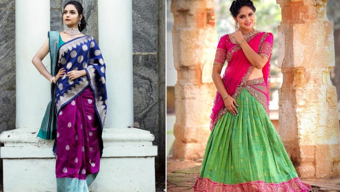 Amulya To Paaru: 14 Deepavali Outfit References You Can Take From Our Zee Kannada Stars