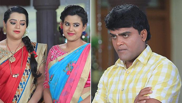 A Collage Of Sharmila-Maya And Shanmugha