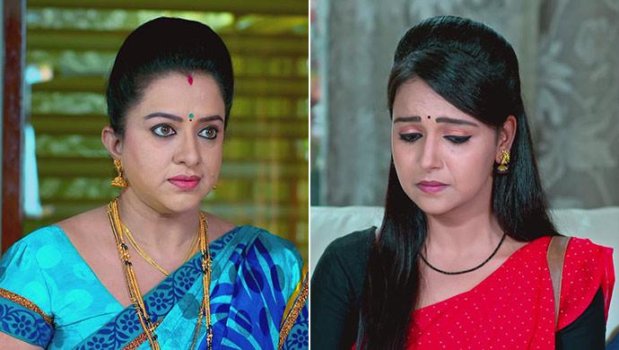 A Collage Of Suhasini And Amulya
