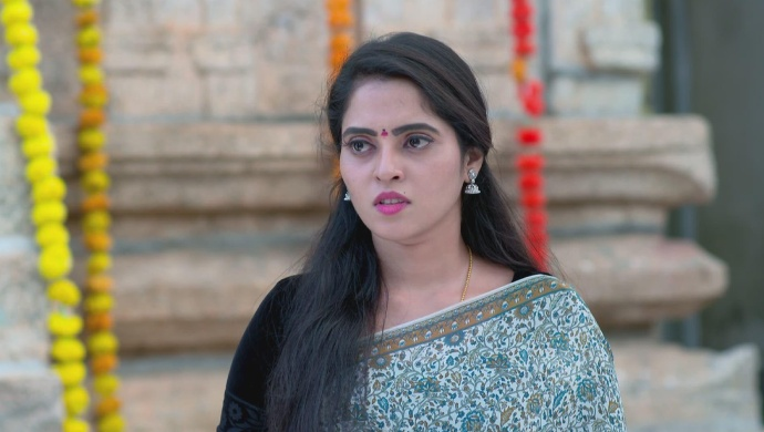 A Shocked Still Of Aarthi