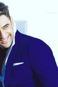 A Smiling Still Of Amit Sadh